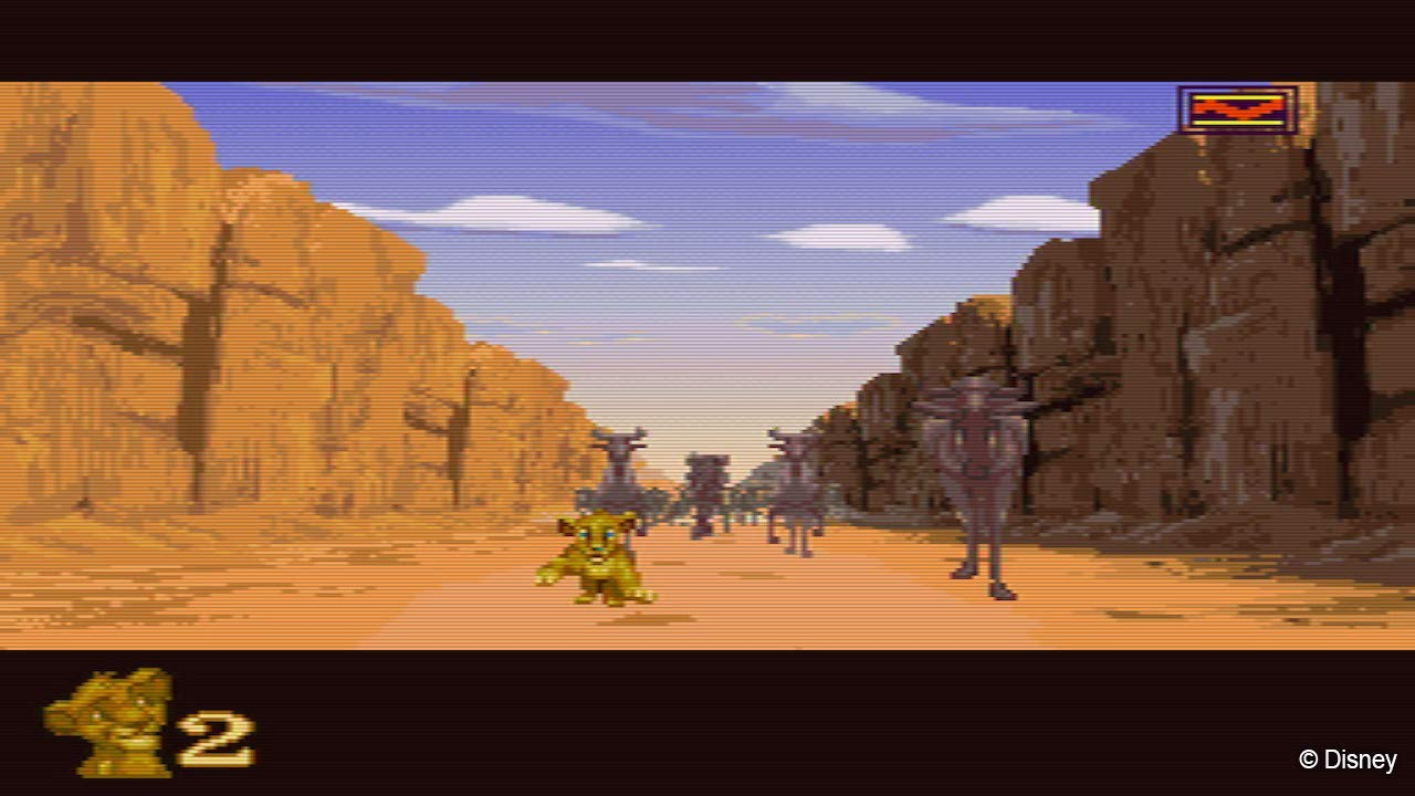 Joc Disney Classic Games Aladdin & The Lion King pentru PlayStation 4 1