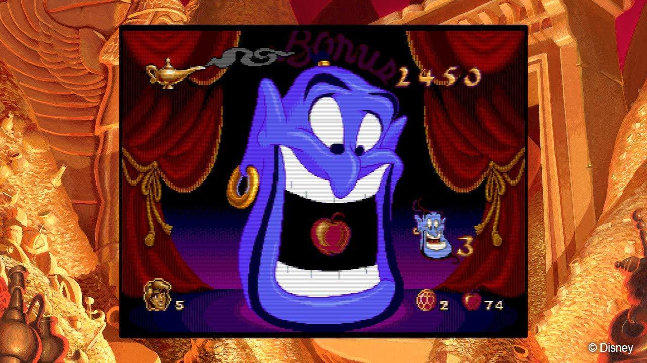 Joc Disney Classic Games Aladdin & The Lion King pentru PlayStation 4 3