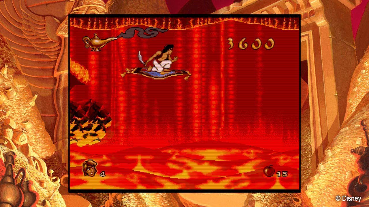Joc Disney Classic Games Aladdin & The Lion King pentru PlayStation 4 4