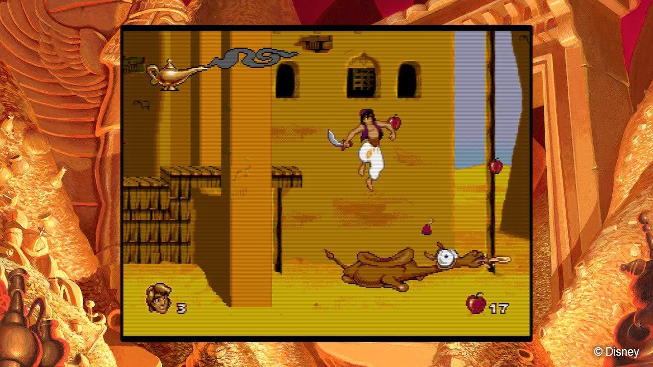 Joc Disney Classic Games Aladdin & The Lion King pentru PlayStation 4 6