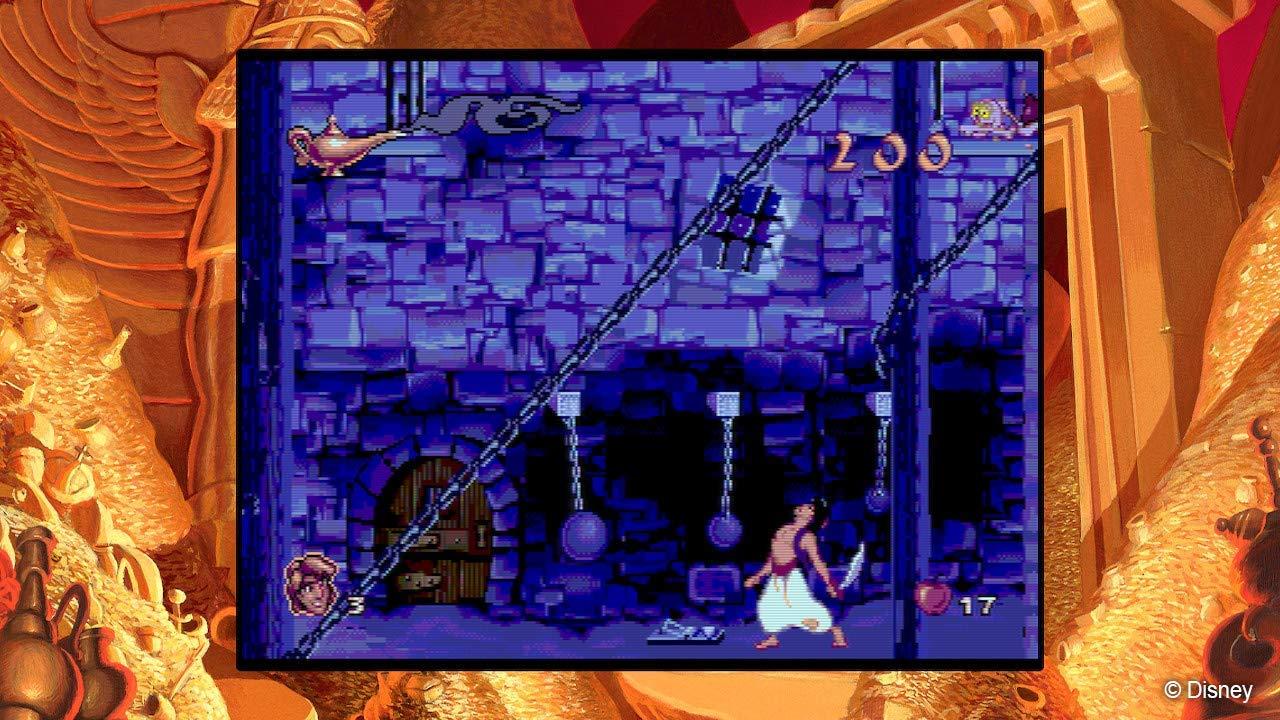Joc Disney Classic Games Aladdin & The Lion King pentru PlayStation 4 7