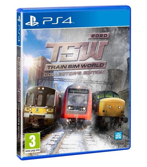 Joc Train Sim World 2020 Collector's Edition PS4 0