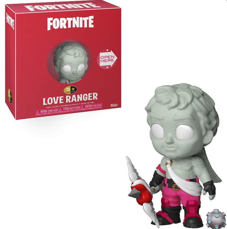 Figurina Funko 5 Star Vinil Fortnite - Love Ranger 1