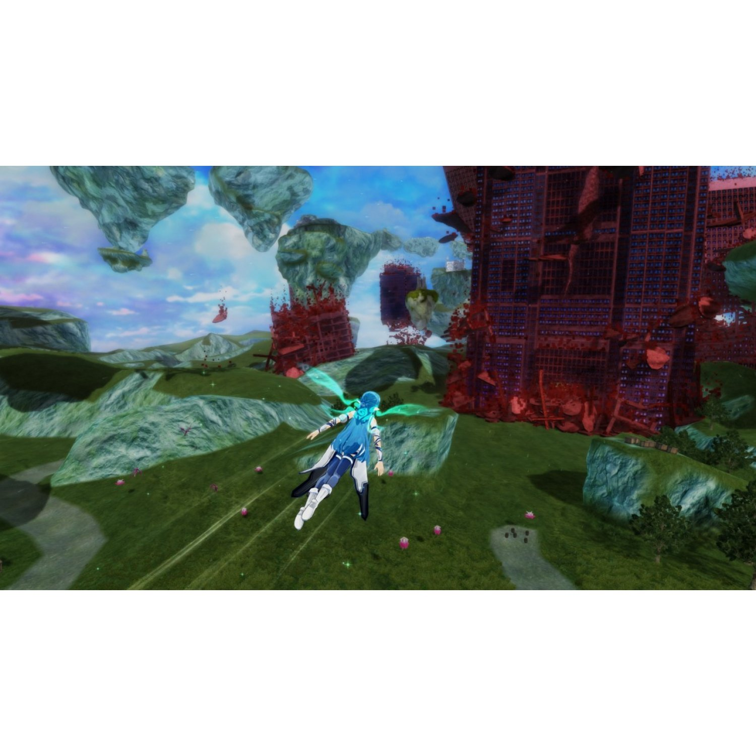 Joc Accel World vs Sword Art Online PS4 2