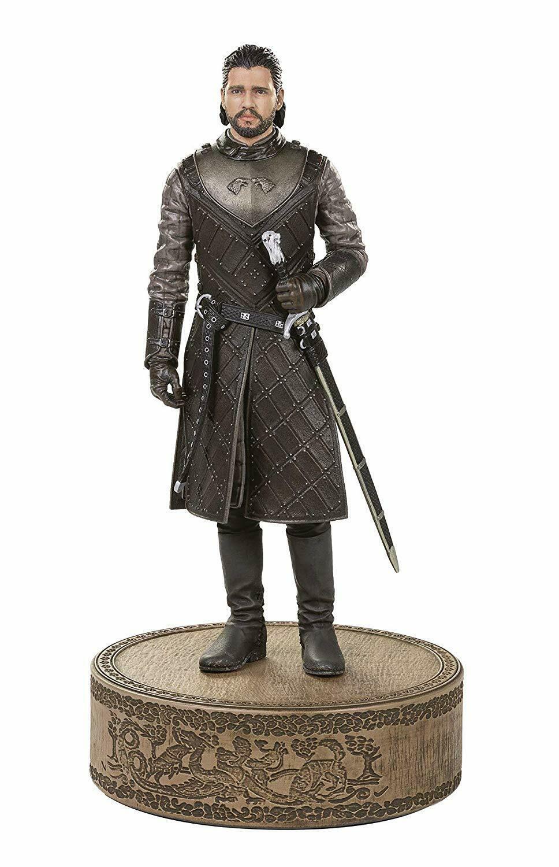 Figurina Dark Horse Deluxe Game of Thrones - Jon Snow (20cm) 0