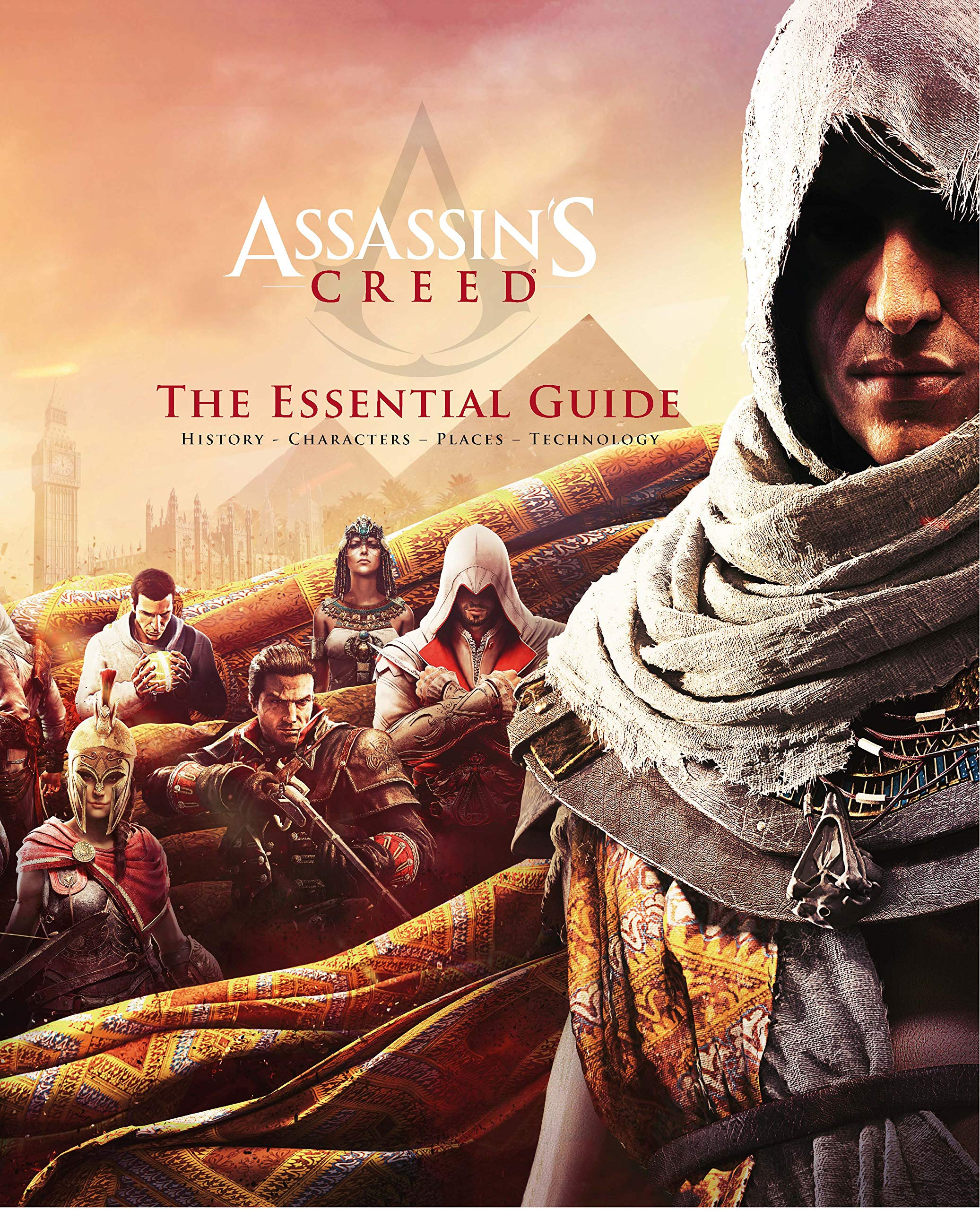 Ghid Assassin's Creed The Essential Guide Hardcover 0