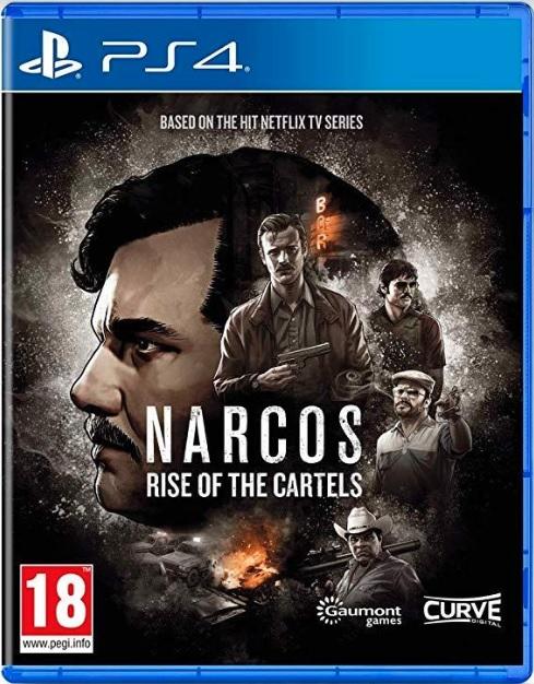 Joc Narcos Rise of the Cartels PS4 0