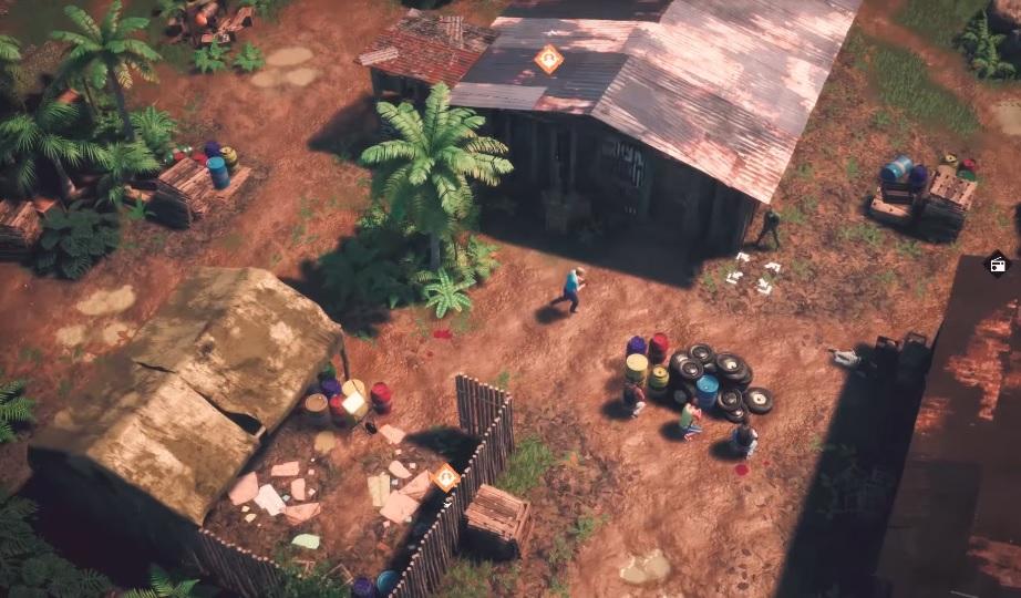 Joc Narcos Rise of the Cartels PS4 2