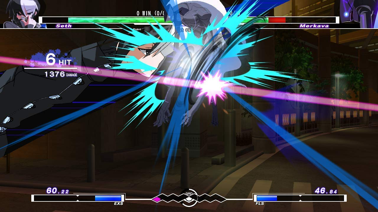 Joc Under Night In-Birth Exe Late pentru Nintendo Switch 1