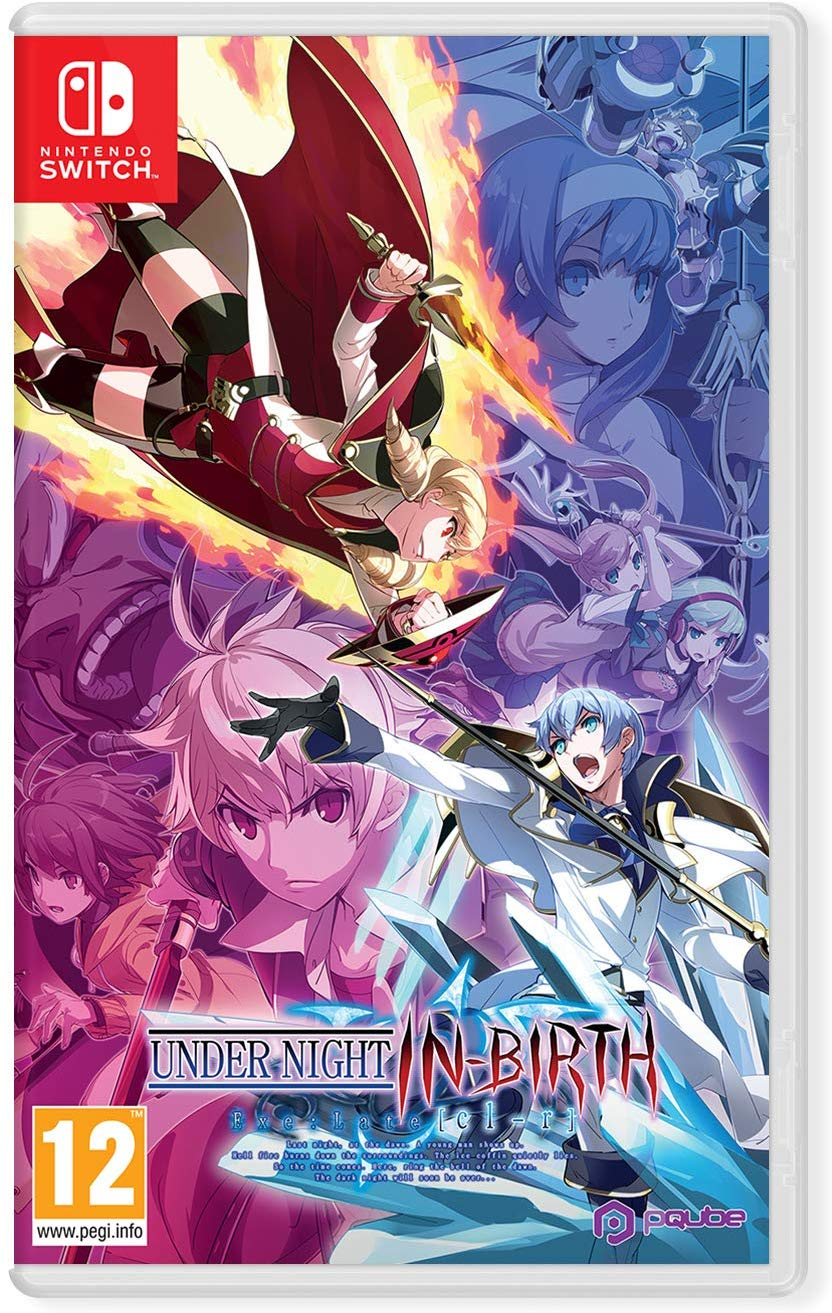 Joc Under Night In-Birth Exe Late pentru Nintendo Switch 0