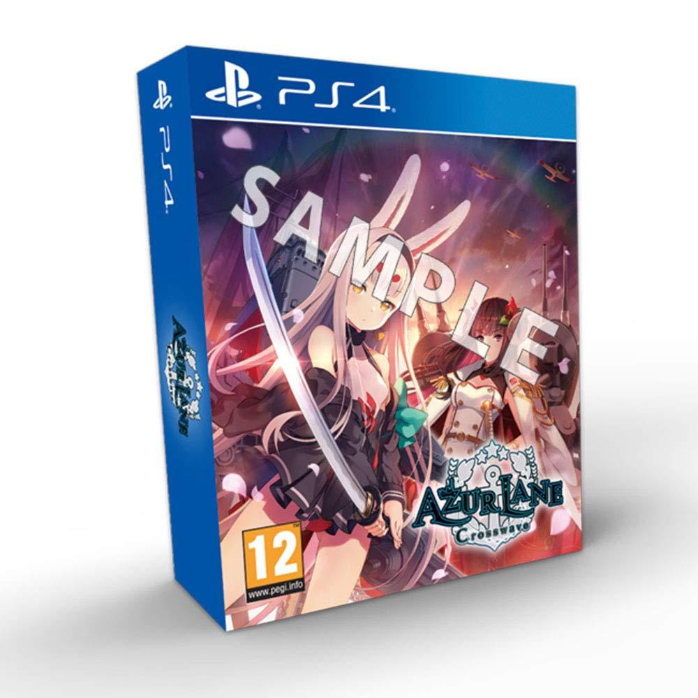 Joc Azur Lane Crosswave (Commander's Calendar Edition) pentru PlayStation 4 2