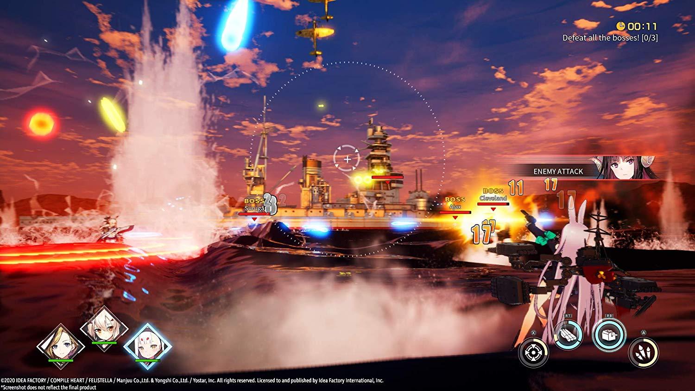 Joc Azur Lane Crosswave (Commander's Calendar Edition) pentru PlayStation 4 5