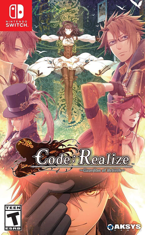 Joc Code Realize Guardian of Rebirth pentru Nintendo Switch 0