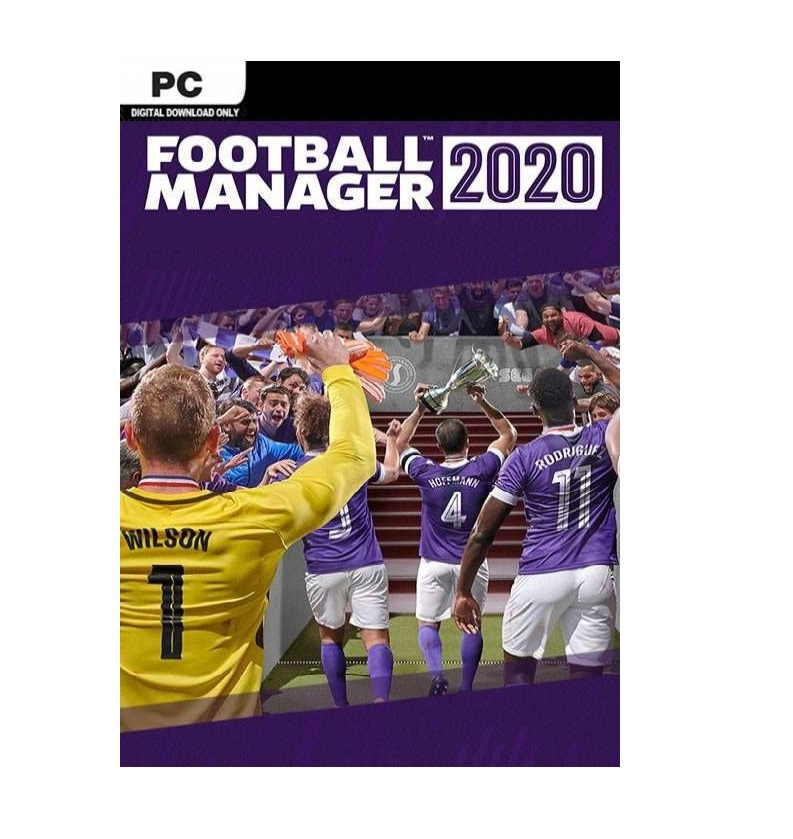 Joc Football Manager 2020 PC Cod de activare Steam 0