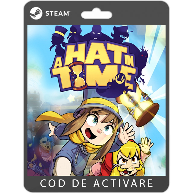 Joc A Hat in Time pentru PC (Cod de activare Steam) 0