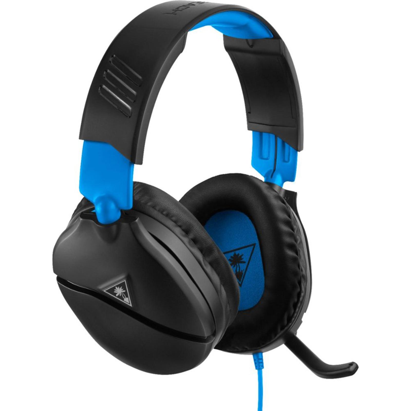 Casti Gaming Turtle Beach Ear Force Recon 70 Albastre/Negre 0