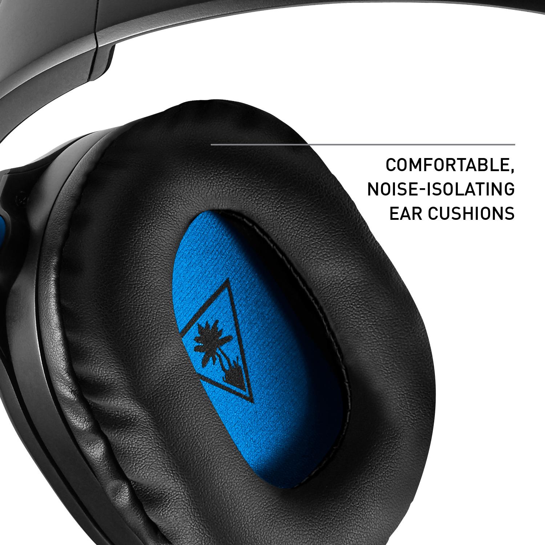 Casti Gaming Turtle Beach Ear Force Recon 70 Albastre/Negre 1