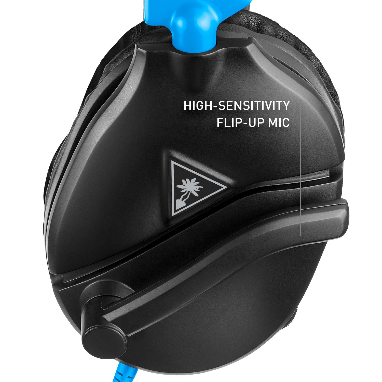 Casti Gaming Turtle Beach Ear Force Recon 70 Albastre/Negre 2