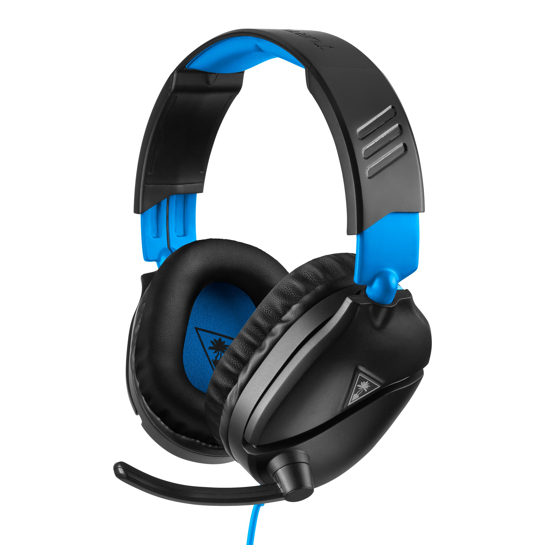 Casti Gaming Turtle Beach Ear Force Recon 70 Albastre/Negre 6