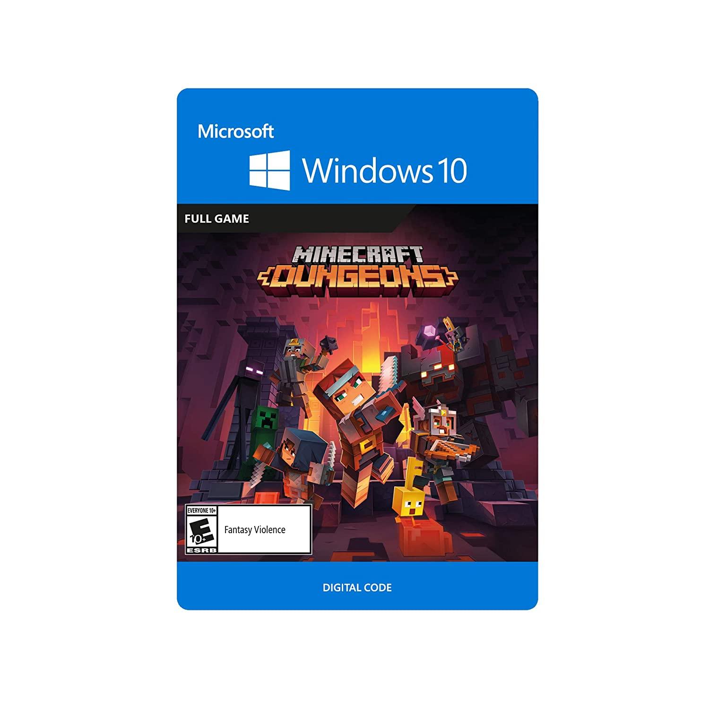 Joc Minecraft Dungeons pentru PC CD KEY 0