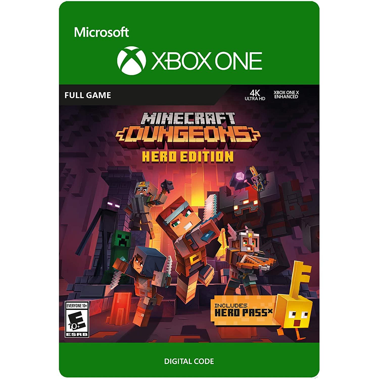 Joc Minecraft Dungeons Hero Edition pentru Xbox One Download Code 0