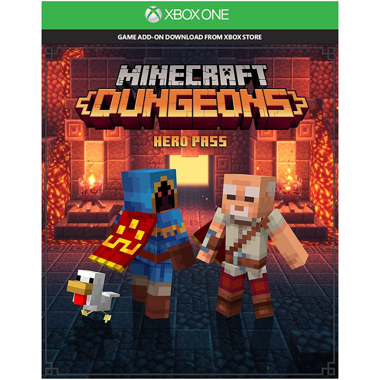 Joc Minecraft Dungeons Hero Edition pentru Xbox One Download Code 1