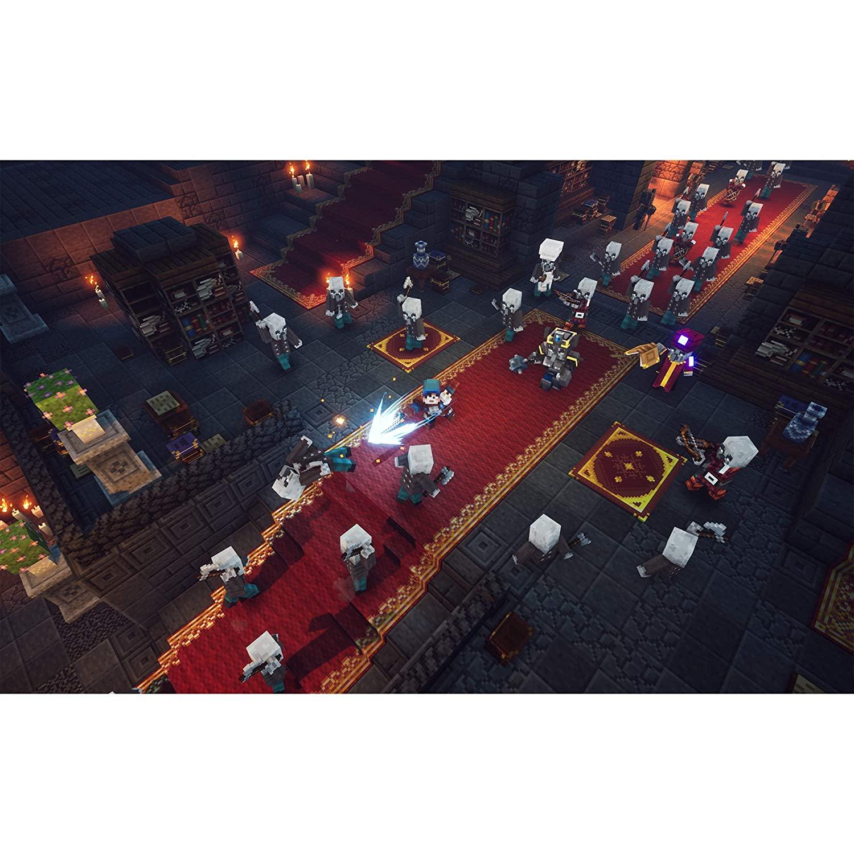 Joc Minecraft Dungeons Hero Edition pentru Xbox One Download Code 3