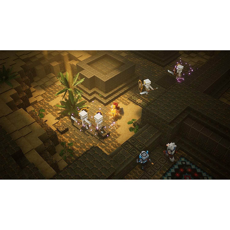 Joc Minecraft Dungeons Hero Edition pentru Xbox One Download Code 5