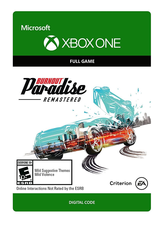 Joc Burnout Paradise Remastered Download Code pentru Xbox One 0