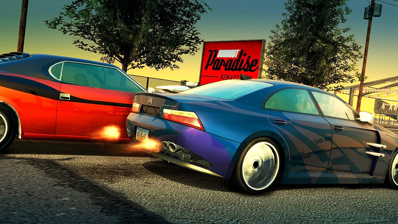 Joc Burnout Paradise Remastered Download Code pentru Xbox One 2