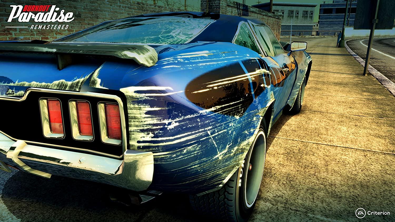 Joc Burnout Paradise Remastered Download Code pentru Xbox One 5
