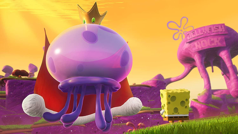 Joc SpongeBob SquarePants Battle for Bikini Bottom PS4 1