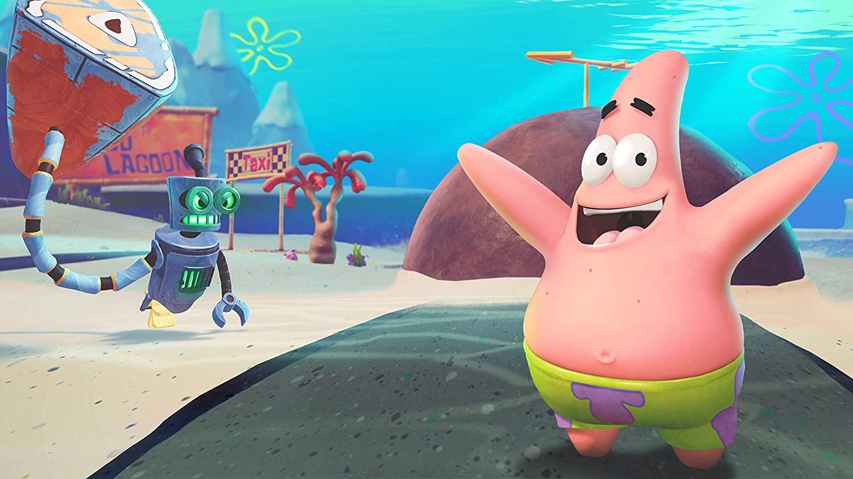 Joc SpongeBob SquarePants Battle for Bikini Bottom PS4 2