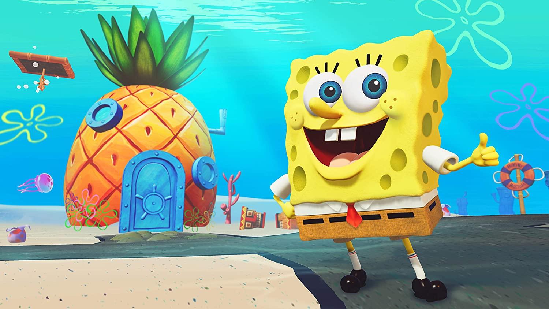 Joc SpongeBob SquarePants Battle for Bikini Bottom PS4 3