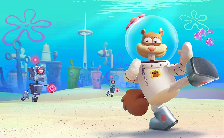 Joc SpongeBob SquarePants Battle for Bikini Bottom PS4 5