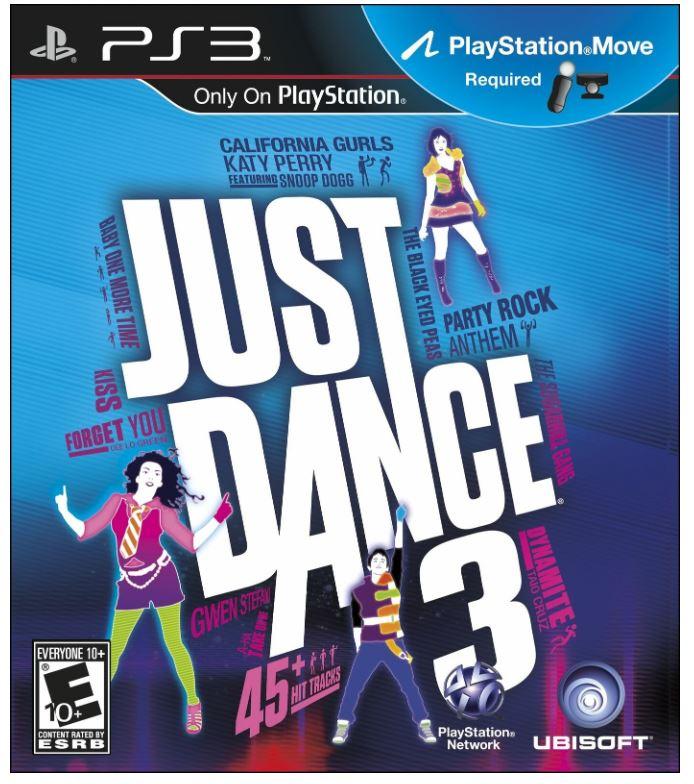 Joc Just Dance 3 pentru PS3 0