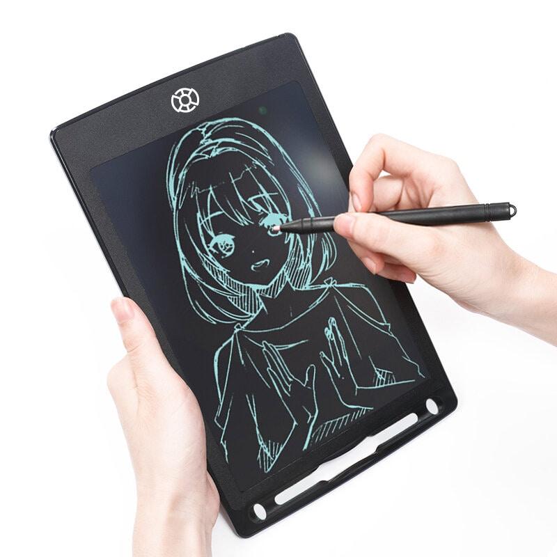 tableta desenat scris