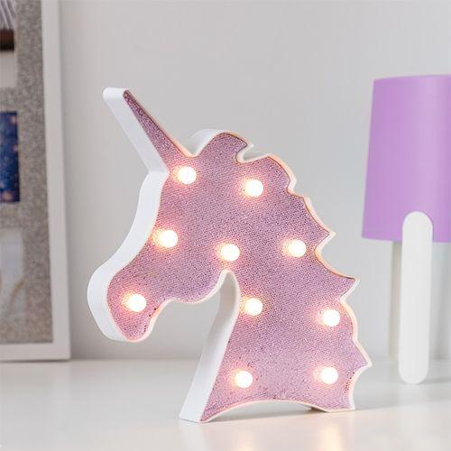 lampa led unicorn