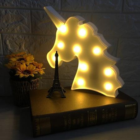 unicorn led lampa veghe