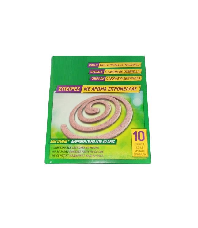 spirale cu citronella impotriva tantarilor si a insectelor original deals
