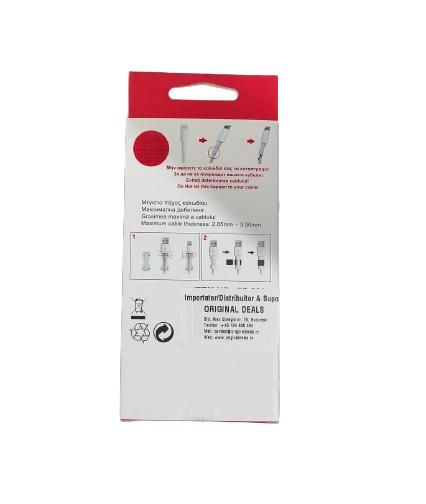 clipsuri de protectie anti rupere cabluri